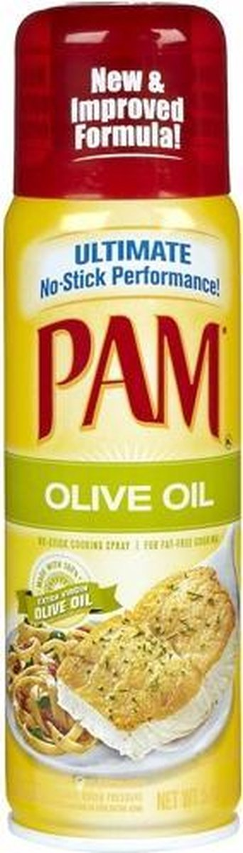 PAM Cooking Spray Per Bus Olive