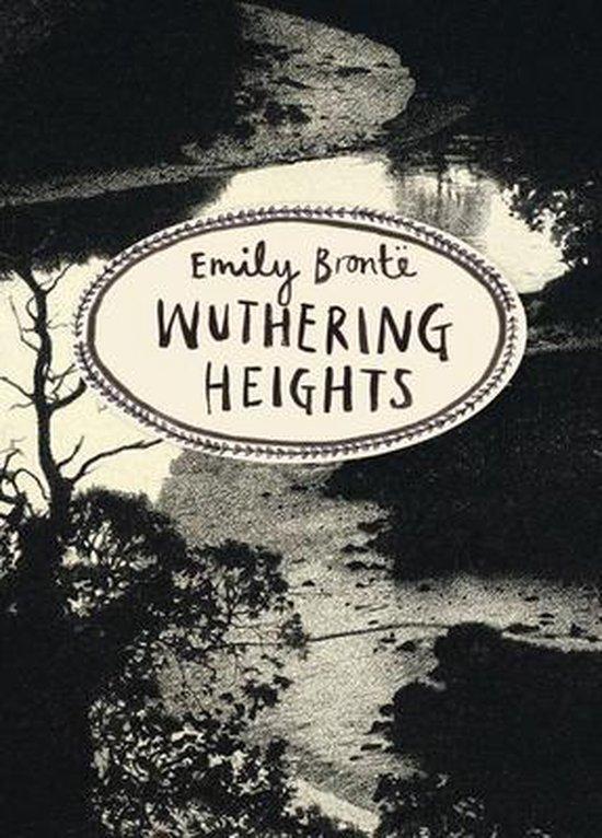 Boek cover Wuthering Heights (Vintage Classics Bronte Series) van Emily Bronte (Paperback)