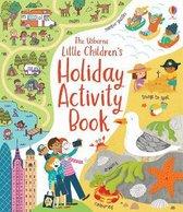 Little Children's Holiday Activity Book