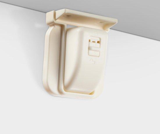 Safenez Magnetische Kinderslot 3M tape - 12 Sloten + 2 Magneetsleutels Kinderslot Kastjes - Kinder Beveiliging - Mini slot - Kinder Slotjes - Kinder Veiligheid - Kinderveiligheidsslot - Baby Lock - Babyslot - Veiligheidsslot - Deurbeveiliging