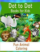 Dot-to-Dot Book for Kids