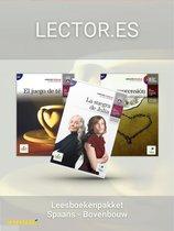 Leesboekenpakket Spaans - Bovenbouw  (lector.es )
