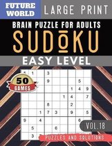 SUDOKU Easy Large Print