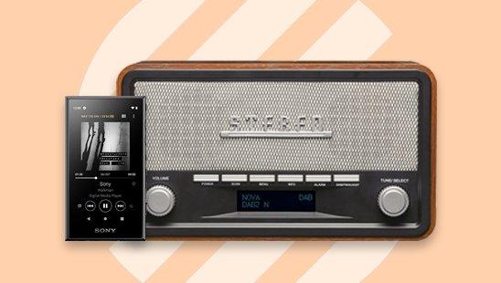 Radio's & Mp3 spelers