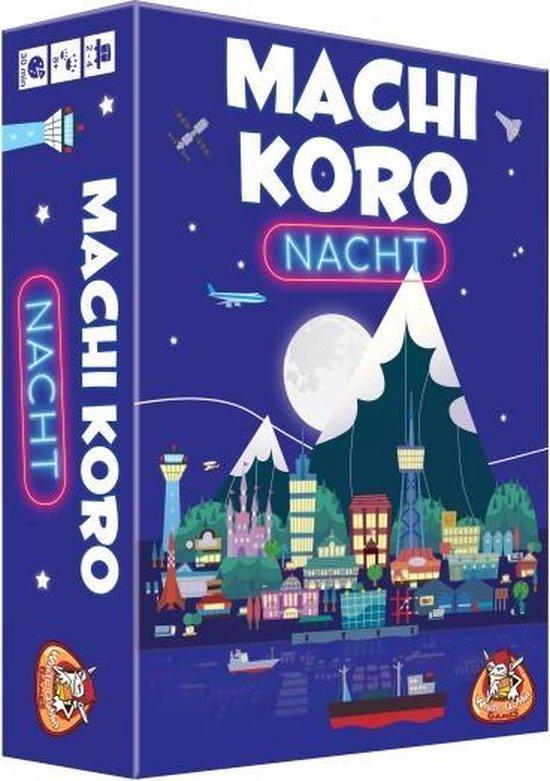 Afbeelding van het spel Machi Koro Nacht