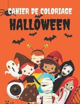 Cahier de Coloriage Halloween