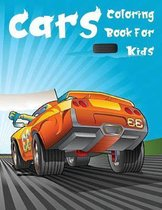 Cars: Coloring Book for Kids