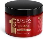 Revlon UniqOne Super10r haarmasker Vrouwen 300 ml