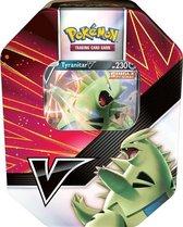 Afbeelding van Pokémon V Strikers Tin - Tyranitar - Pokémon Kaarten