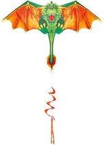 Blaze The Dragon - vlieger - Afmeting in cm 135 x 180