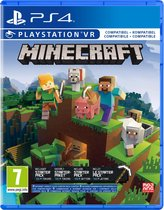 Minecraft: Starter Collection - PS4 & PS4 VR Compatibel
