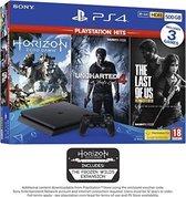 Sony PlayStation 4 - 500GB - Hits Game Bundle