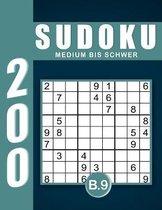 Sudoku Erwachsene Medium Bis Schwer Band 9