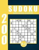 Sudoku Erwachsene Medium Bis Schwer Band 5