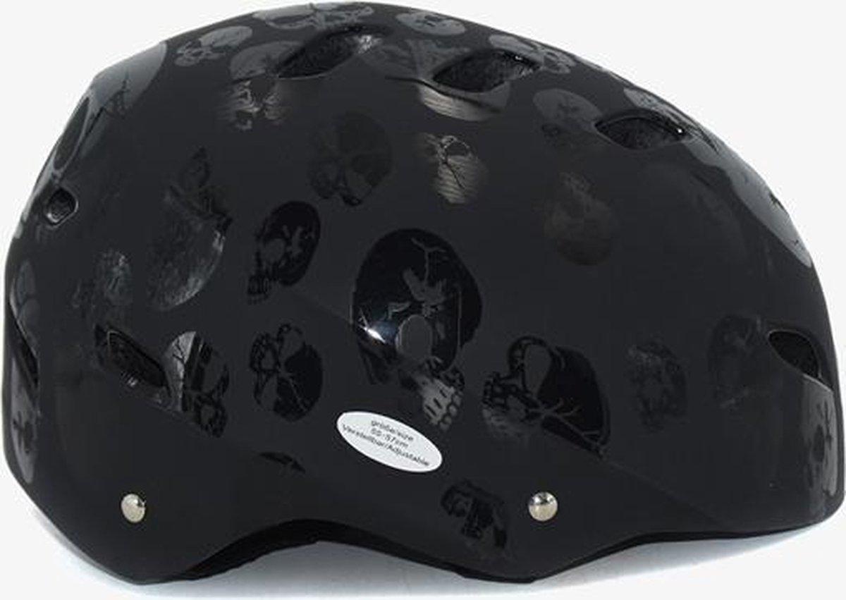 Volare fietshelm - skate helm JR - Zwart
