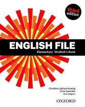 English File - Elem (third edition) Student's book