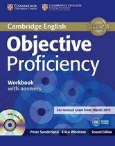 Objective Proficiency workbook + answers + audio-cd