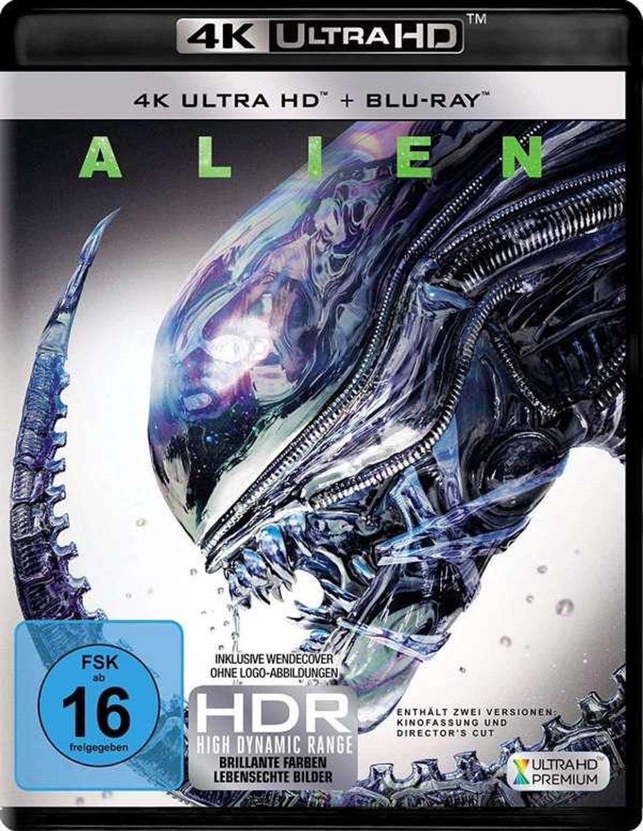 Alien 1 (Ultra HD Blu-ray & Blu-ray)-