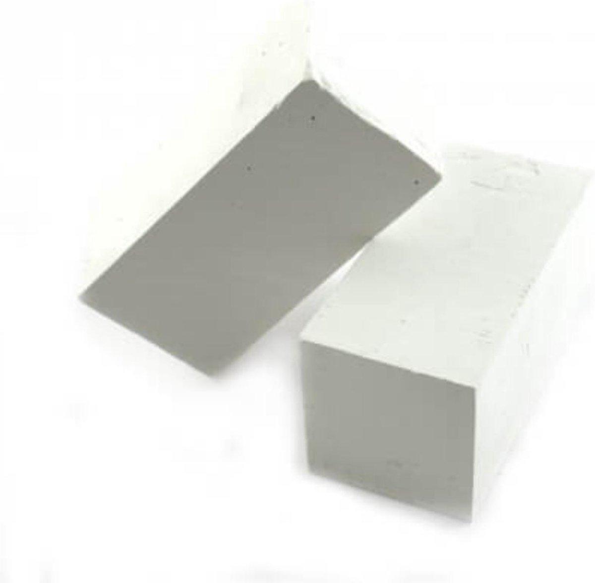 Chalk magnesium blokken 2 stuks