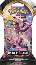 Pokémon Sword & Shield Rebel Clash Sleeved Booster - Pokémon Kaarten