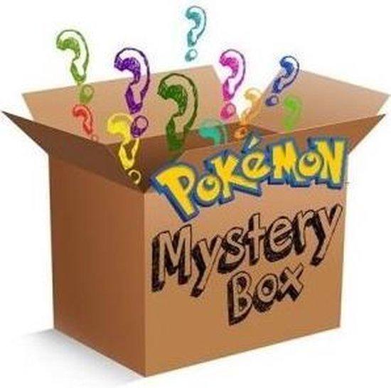 Pokémon Mysterybox   Pakket met 50 kaarten + 24 figuurtjes   pokemon   Ash Ketchum   Oak   Battle Royal   Evolutie   HP   Mega Evolution   Pokédex   Trainer   Pokéball   Shiny   Type   Badges   Poké battle   Team Rocket
