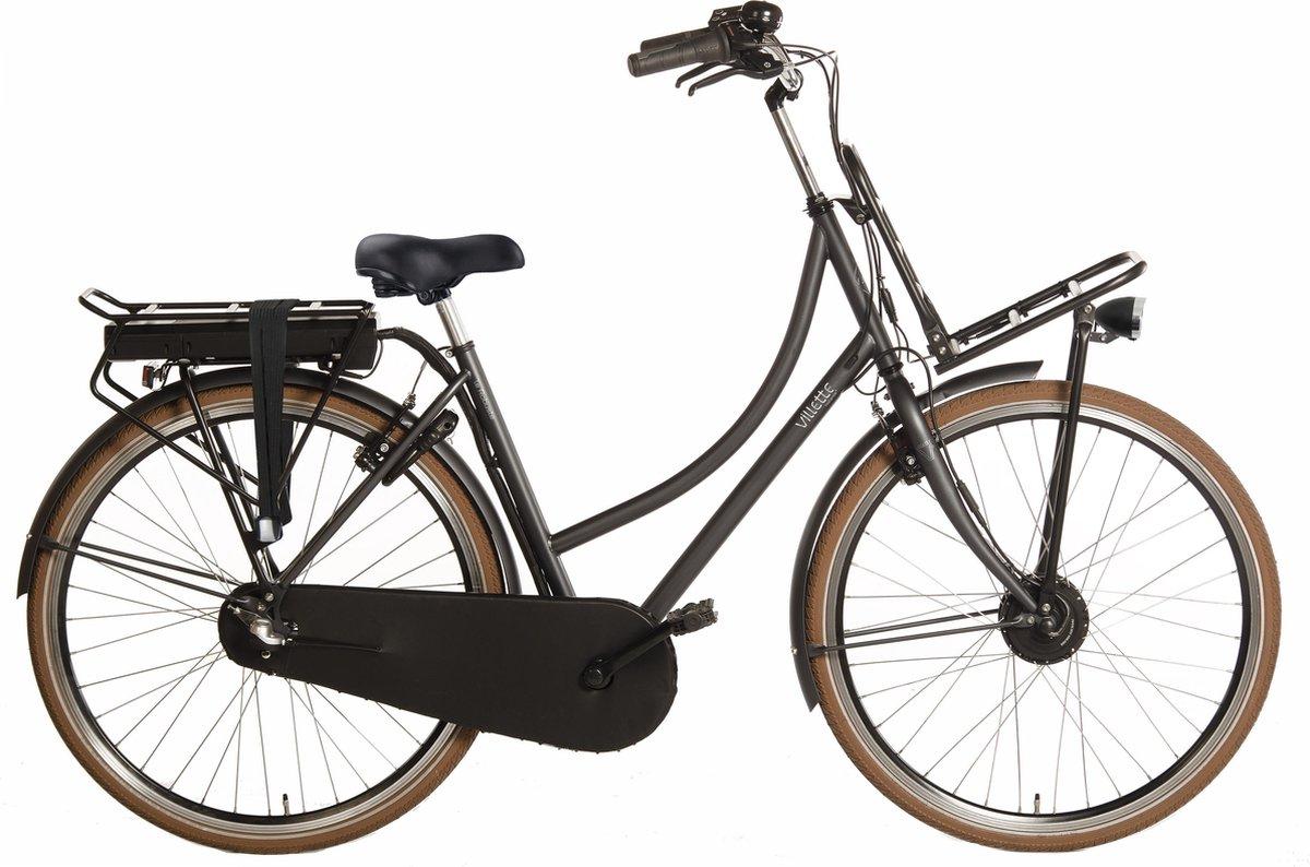 Villette le Robuste e-bike transportfiets Nexus 3, coal grey, 51 cm, 11.6 Ah accu