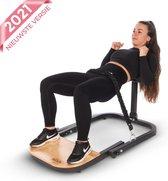 NINN Sports Booty Booster - Hip Thrust Machine - Hip Thrust Thuis - Bootybands - Weerstandsbanden - Weerstandsband