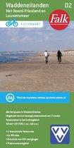 Falkplan fietskaart 2 - Waddeneilanden