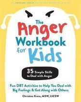 Omslag The Anger Workbook for Kids