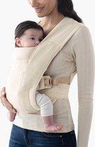 Ergobaby Baby Draagzak Embrace Cream - ergonomische draagzak vanaf geboorte