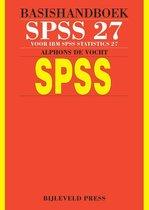 Basishandboek SPSS 27