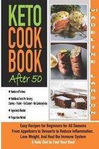 Keto Cookbook After 50