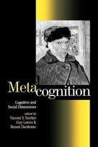 Boek cover Metacognition van Vincent Yzerbyt