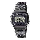 Bol.com-Casio Vintage Series Unisex Horloge A158WETB-1AEF - 33.2 mm-aanbieding