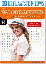 De Puzzelaar Het Laatste Nieuws-Woordzoeker 3* Groot Puzzelboek editie 89