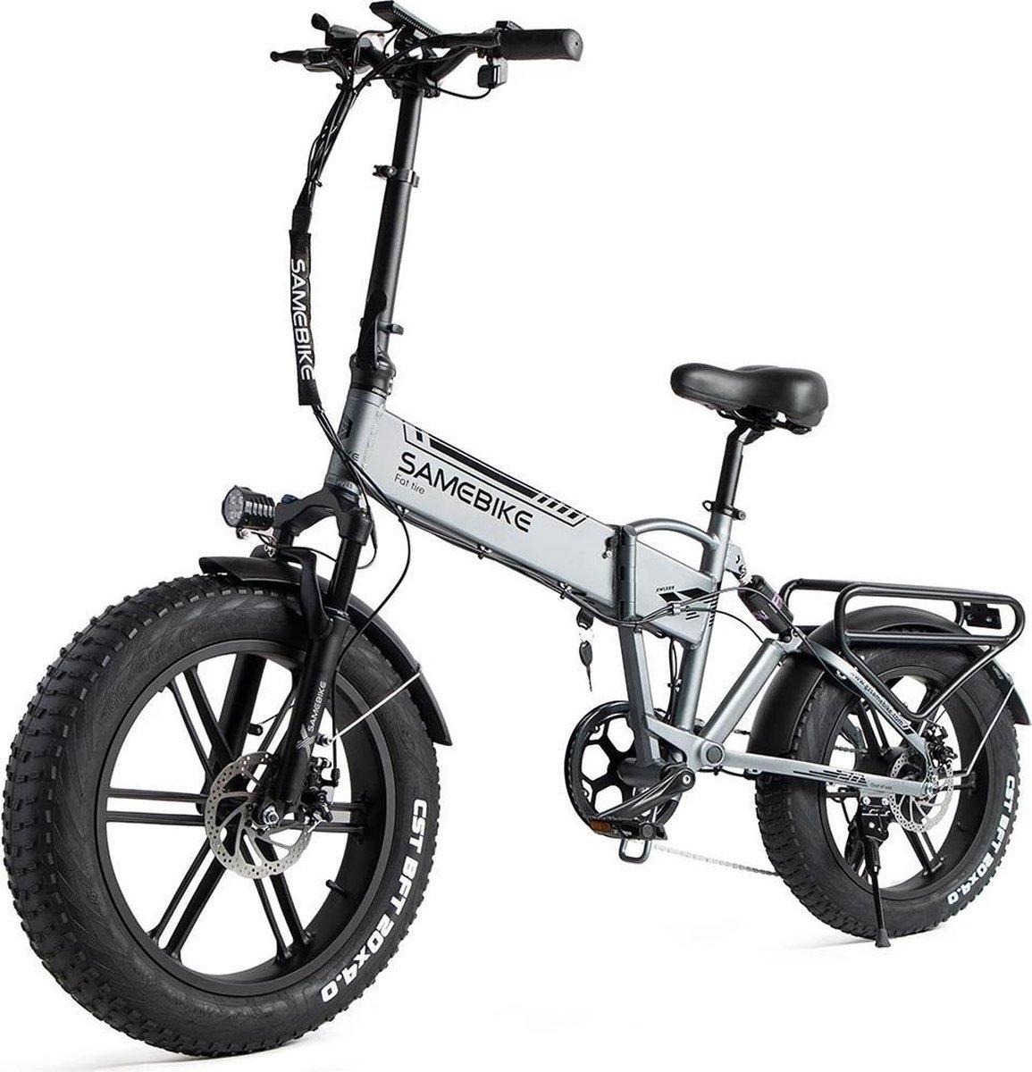 "Elektrische Fiets - Elektrische Fatbike - 500W 20 "" - 4.0 Fat tire Motor 48V 15A - Vouwfiets Compact"