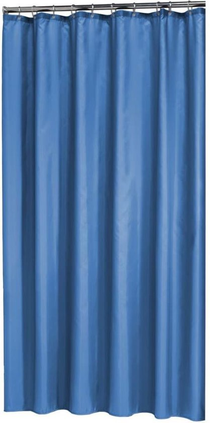 Sealskin Madeira Douchegordijn 120x200 cm - Polyester - Blauw