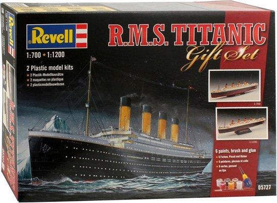 Speelgoed | Model Kits - Geschenkset Titanic (05727)