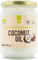 Body & Fit Organic Kokosolie - Extra Virgin Kokosnootolie - 100% Biologisch - 400 gram