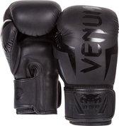Venum (kick)bokshandschoenen Elite Zwart 12oz