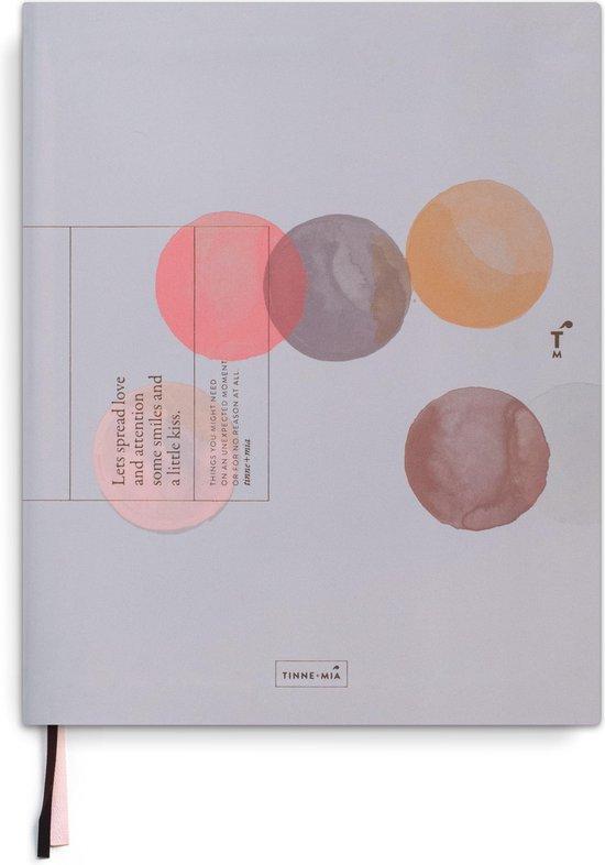 Tinne + Mia | Notebook Lilac Dots