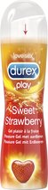 Durex Glijmiddel Play Sweet Strawberry – Aardbei – 50 ml