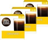 NESCAFÉ® Dolce Gusto® Grande 3 doosjes à 16 capsules geschikt voor 48 koppen