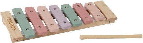 Little Dutch Speelgoed Houten Xylofoon - Roze