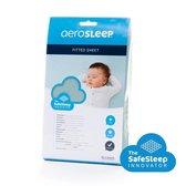 AeroSleep® SafeSleep hoeslaken - bed - 140 x 70 cm - groen