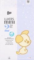 Etos Woezel & Pip Luiers Mini Maat 2 - 3-6 kg - 3 x 52 stuks