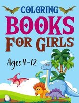 Coloring Books For Girls Ages 4-12