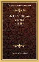 Life of Sir Thomas Munro (1849)