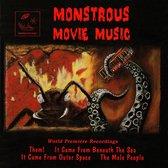 Monstrous Movie Music Vol.1