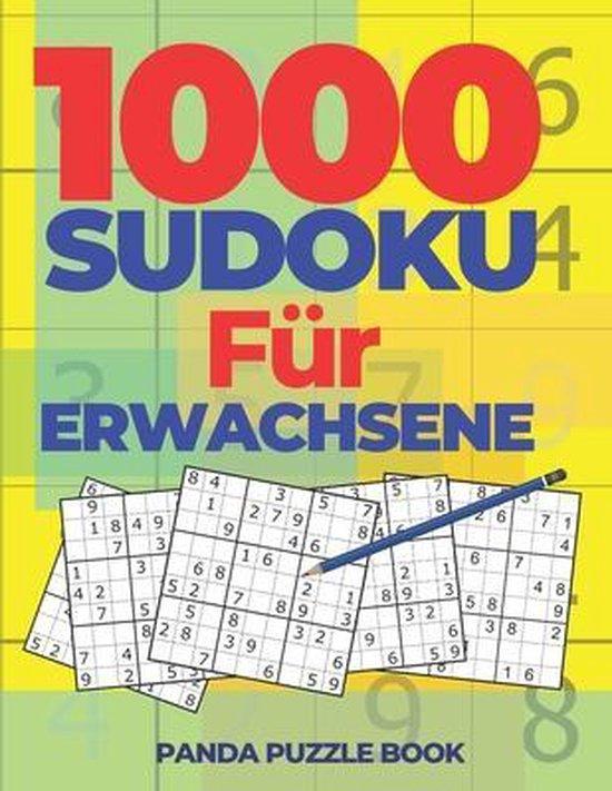 1000 Sudoku Fur Erwachsene